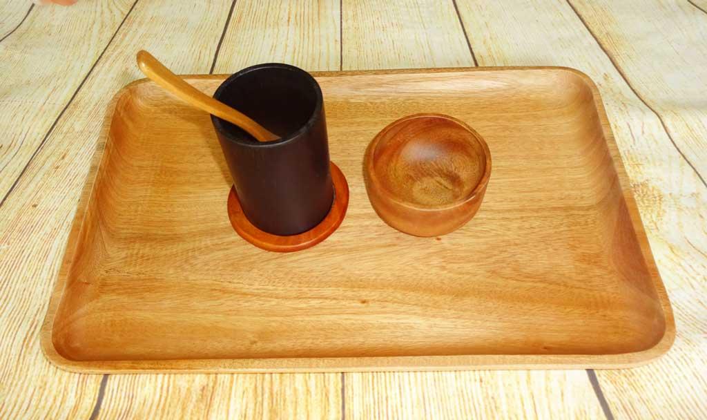 khay trà gỗ giá rẻ