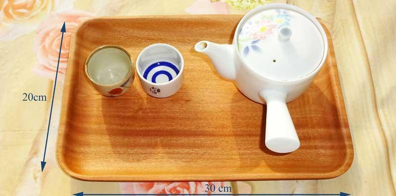 kha trà bằng gỗ giá rẻ
