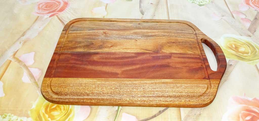 thớt gỗ kiểu nhật